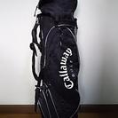 ゴルフクラブとゴルフバッグ(再値下げしました)