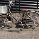【終了】中古 自転車(ママチャリ) 24インチ