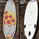 SURFBETTY 7.6FEET 225CM サーフボード