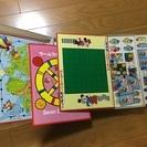 「ディズニー家庭盤デラックス」ゲーム