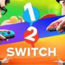 1 2 switch 美品