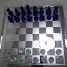 ガラスのチェス盤