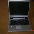 ジャンク ノートパソコンFujitsu NB50S