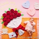 【杉並区】かわいい赤ちゃんのアート写真♡『こどもの日』『母の日』ベ...