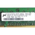 DDR2 SDRAM 512 MB SO-DIMM 667 MHz...