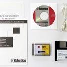 USRobotics PCカードモデム XJ1560J Mac用ソ...
