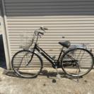 美品 27インチ 中古自転車 ブラック