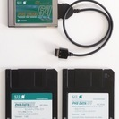 PHS用データ通信カード PHS DATA 64 SII製 古いM...