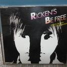CD RICKEN'S「BE・FREE」