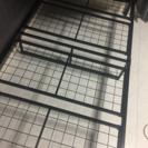 [取引中]ニトリのシングルベッドとマットレス
