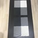 ローテーブル 黒