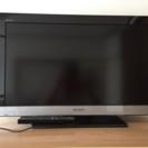 超美品Sony KDLー32EX300テレビ譲る