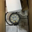 10v〜90v兼用作業灯・車外灯兼用のLEDワークライトを在庫処理...