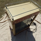 [値下げ]レトロな保温機