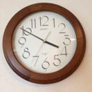 壁掛け時計(SEIKO)