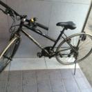 クロスバイク 2016春購入