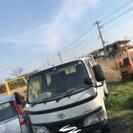 トヨタ ダイナWキャブロング 2t  FOR SALE!
