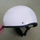 キャムズ・チェーン バイクヘルメット(白)DS-1505
