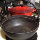 鋳鉄 いなか鍋