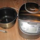 (終了しました)三菱IH炊飯器(中古)5.5合炊き