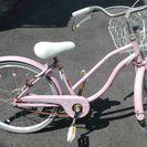 22インチ自転車 メゾピアノ 女の子☆サイクルあさひ