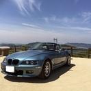 個人出品!!BMW Z3 ロードスター 2.0 ボンドカラー 00...