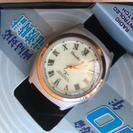 未使用シチズンサンダバード電波腕時計
