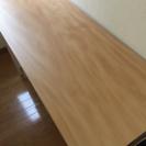 勉強机として買ったテーブル
