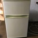 小型の冷凍庫