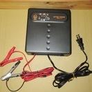 バッテリー充電器 ★美品・完動 原付から軽自動車まで対応
