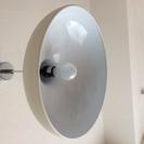 ニトリ ペンダントライト 白  LEDライト付き