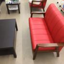 テーブルとソファー セット