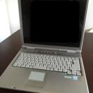 ジャンク HITACHI Prius Note ノートパソコン