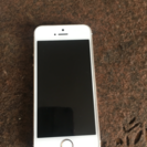 au☆美品iPhone5s シャンパンゴールド32GB