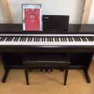 【電子ピアノ】YDP-142R ヤマハ 2012年製 (イス、取説...