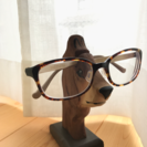 動物のメガネ置き