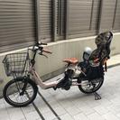 パナソニック  電動アシスト自転車 子乗せ ギュットアニーズ マッ...