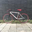 ※譲渡先決定 GRAPHIS クロスバイク(自転車)