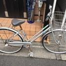 27インチ自転車/SHIMANO3...