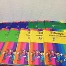 ☆限定値引☆おまけ付【ディズニー英語システム】メインプログラム絵本...