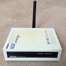 無線LANアクセスポイント(IEEE802.11g/b対応)