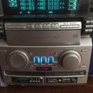 パイオニア3CD.4MDコンポ - 家電