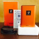 SHARP高濃度プラズマクラスター空気清浄機〜珍しいオレンジです〜