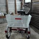 16万から11万に値下げしました。フランスベッド 電動三輪車