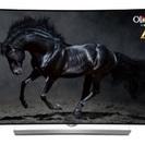 新品未開封 LG 65V型 4K対応有機EL テレビ 曲面型 外付...
