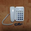 電話機 パイオニア ベーシックテレホン TF-12-w