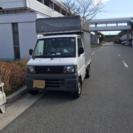 軽トラ幌車 神戸市から