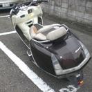神戸市★明石市★SG21J★マグザム★エンジン実働★事故車現状