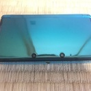 旧3DS(3ds) アクアブルー カセット付き