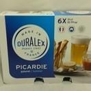 新品 グラス コップ フランス製 DURALEX
